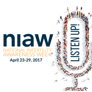 Michigan Reproductive Medicine National Infertility Awareness Week